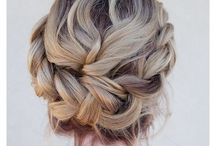 hair for graduation prom