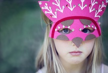 masks / by Jodie Hanna