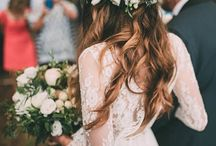wedding crowns & hairs