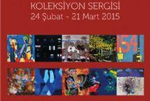 Ziyaret Edilecek Yerler / Türk Çağdaş Sanatına önemli eserler kazandırmış 10 değerli sanatçımızın imzasını taşıyan , İMOGA tecrübesi ve garantisi ile üretilen baskı eserler sergisi