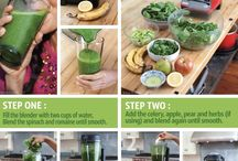 Juicing & smoothies  / by Tammi Orazem