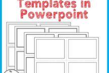 Materials templates