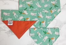 Dog Bandanas | Dog Neckerchief | Accessories for Dogs