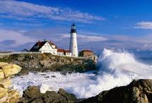 Maine, USA / Ich liebe Maine und irgendwann ... werde ich dort sein :)
