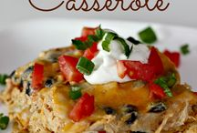 Casserole / by Sherry Gore