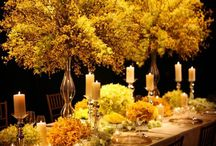 a table is set... / Don't we just love to sit around a beautiful laid table with friends ..