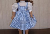 American Girl Dolls/18 inches