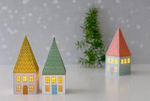 Paper Houses / by Mina Keenan