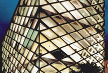 {Lighting Design } Media & luminous façade