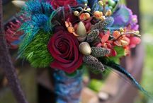 Fall Peacock Theme Wedding / by EightTreeStreet