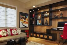 adult game room / by Somer Lynne Padilla