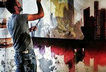 paint walls