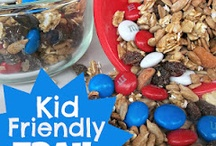 Kid Snacks / by Nancy Meadows