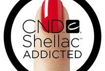 I LOVE SHELLAC / Manicure fatte da noi con smalto semipermanente CND Shellac