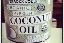 Coconut oil / by Mary Kay West