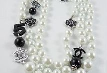 Pearls ... / by Melissa