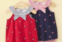 Summer/spring toddler clothes
