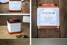 tea and coffee branding inspiration