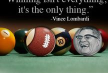 Billiard Quotes / Inspirational Quotes for Pool Players