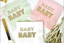 Mint Baby Shower