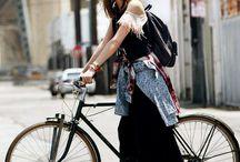 Spring Bike Style