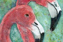 Flamingo / by Gina Smith