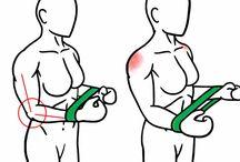 Rubberband exercises