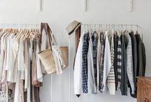 Wardrobe/Walk in closet