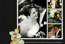 Scrapbooking- Weddings