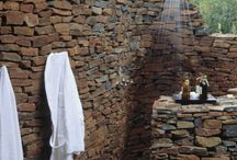 Outdoor Showers / Ourdoor Showers
