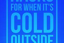 Cold running