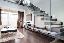 Renovations - living area