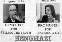 Benghazi / The men who dies deserve to have the truth told. / by Cheryl Hoffman