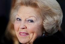 Blauw bloed = Queen Beatrix