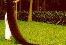 Longest ever hair