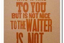 words to ponder.... / by Lori Prewitt
