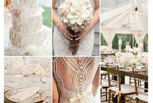 Wedding Theme: Neutral