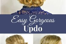 Perfect Hairdo's for Little Princesses / Great ideas!