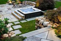 Spa pool ideas