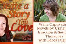 Ser Escritor | Descrição de emoções