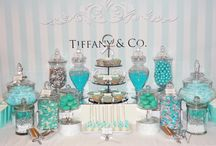 Dessert Tables / Ideas for dessert tables, layouts and recipes