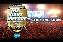 Metallica:  The Night Before  AT§ T Park  San Francisco, CA, Feb 6  2016