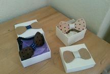 handmade  wooden bow ties by olga gavra / for information call 6946902538