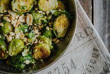 Recipes - Sides / by Jessica Pietri
