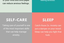 Anxiety helpers