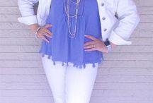Sommer-#Outfits für Frauen #40plus
