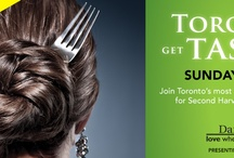 Second Harvest #TorontoTaste / For one exquisite evening, the city's finest chefs & celebrated beverage purveyors unite for tastings, live and silent auctions, a raffle and entertainment in support of hunger relief in our community! http://www.torontotaste.ca