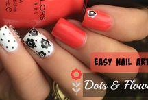 nail designs / by Stephanie Lerma-Bata