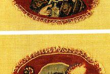 tejidos coptos