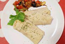 Rebelión en tu Cocina / Platos que aparecen en El blog de Rebelión en tu cocina.